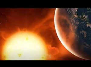 Massive Solar Flare to Hit Earth Today, May Cause Weak Power Grid Fluctuations