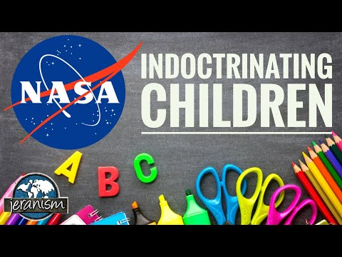 Is NASA Indoctrinating YOUR Children? [CLIP]