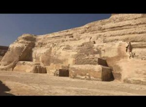 Here at the Sphinx
