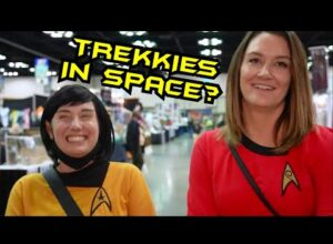 Trekkies Believe They Will Visit Outer Space in 20 Years 😂