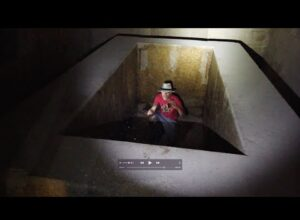 Preview Of An Upcoming Major Video About The Mysterious 100 Ton Stone Boxes In A Tunnel In Egypt