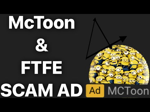 McToon Globe Scamming Minion Exposes FTFE