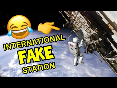 Destroying The Imaginary International Space Station