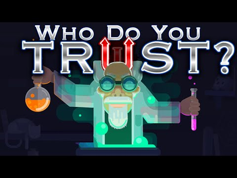 [CLIP] Who Do You Trust? Is it Bill Lie; the Scientism Guy?…