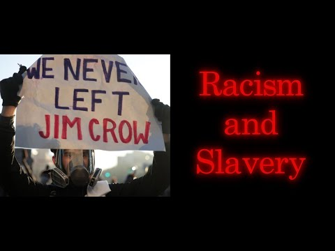 Remember this When Discussing Racism and Slavery